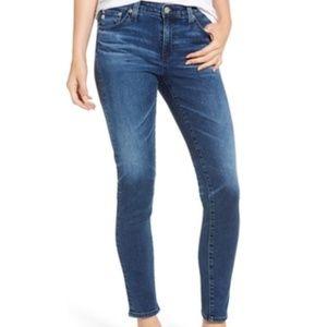 AG . The Legging Ankle Super Skinny Jeans . 29R